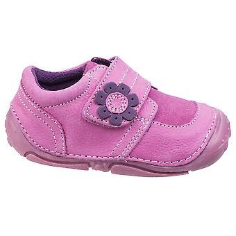Hush Puppies Girls Mimi Pre-walkers Pink F Fitting