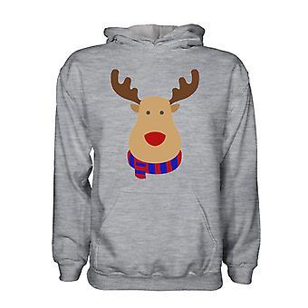Crystal Palace Rudolph suporteri Hoody (gri)-copii