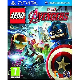 Lego Marvel Avengers PlayStation Vita Game