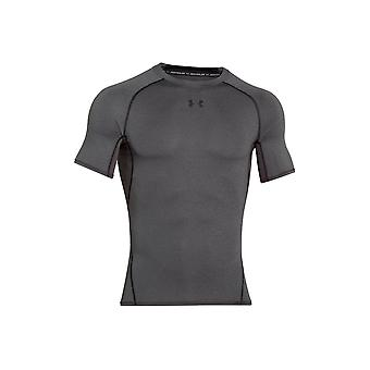 Under Armour HG Armour SS 1257468-090 Herre T-shirt