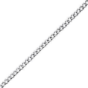 Plain - 925 Sterling Silver Single Chains - W23874x