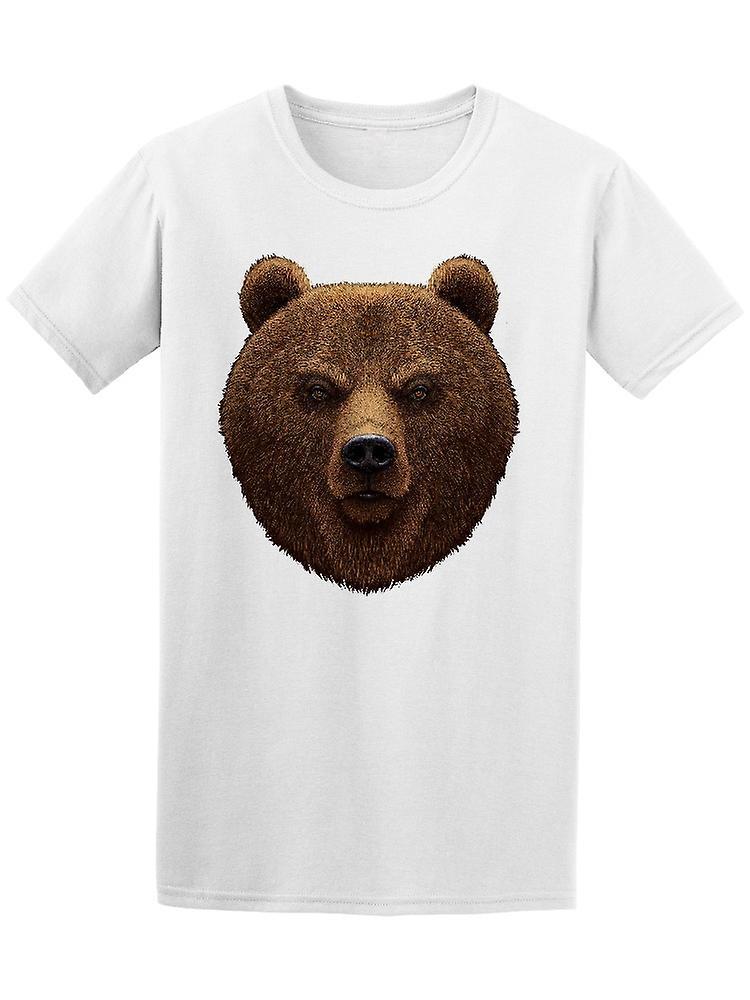 картинка бурый медведь в костюме белого что