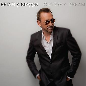 Brian Simpson - de una importación de USA de sueño [CD]