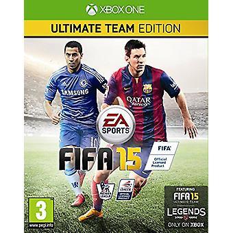 FIFA 15 Ultimate Team Edition (Xbox One) - Nouveau