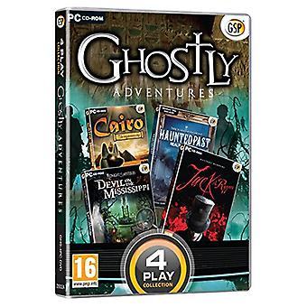 4 Play - Ghostly Collection (PC DVD) - Neu