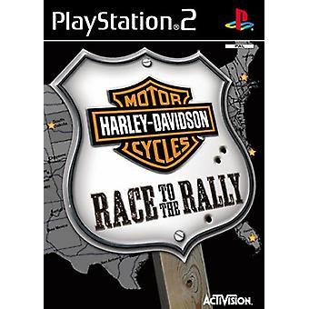 Harley-Davidson (PS2) - Ny fabrik forseglet