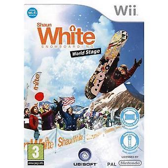 Shaun White Snowboarding World Stage (Wii) - Usine scellée