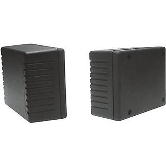 Strapubox 1014G Universal enclosure 94 x 71 x 40 Acrylonitrile butadiene styrene Black 1 pc(s)