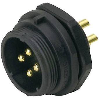 Weipu SP2112 / conector P 9 bala Plug, montar série (conectores): SP21 Total número de pinos: 9 1 computador (es)