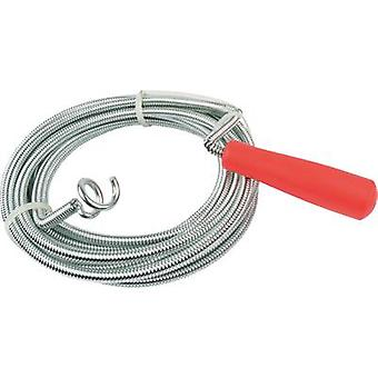 Brüder Mannesmann 49905 Pipe cleaner flexible rod 5 m Product size (Ø) 9 mm