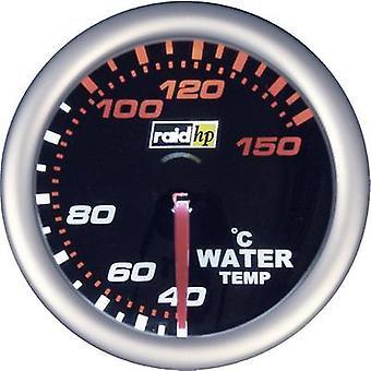 raid hp 660244 Water Temperature Gauge 40 to 150°C 12V