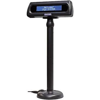 Glancetron 8035 Customer display USB Black