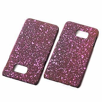 Matkapuhelin kansi tapauksessa puskurin kuori Samsung Galaxy S6 reuna Plus 3D Star vaaleanpunainen