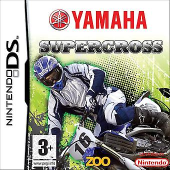 Yamaha SuperCross (Nintendo DS) - New