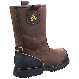 Amblers безопасности FS223C безопасности Rigger Boot / мужские сапоги