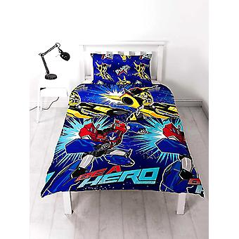 Transformers Hero Duvet Cover Bed Set 135x200 + 48x74cm