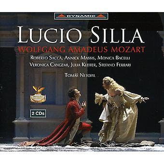 W.a. Mozart - Mozart: Lucio Silla [CD] USA import