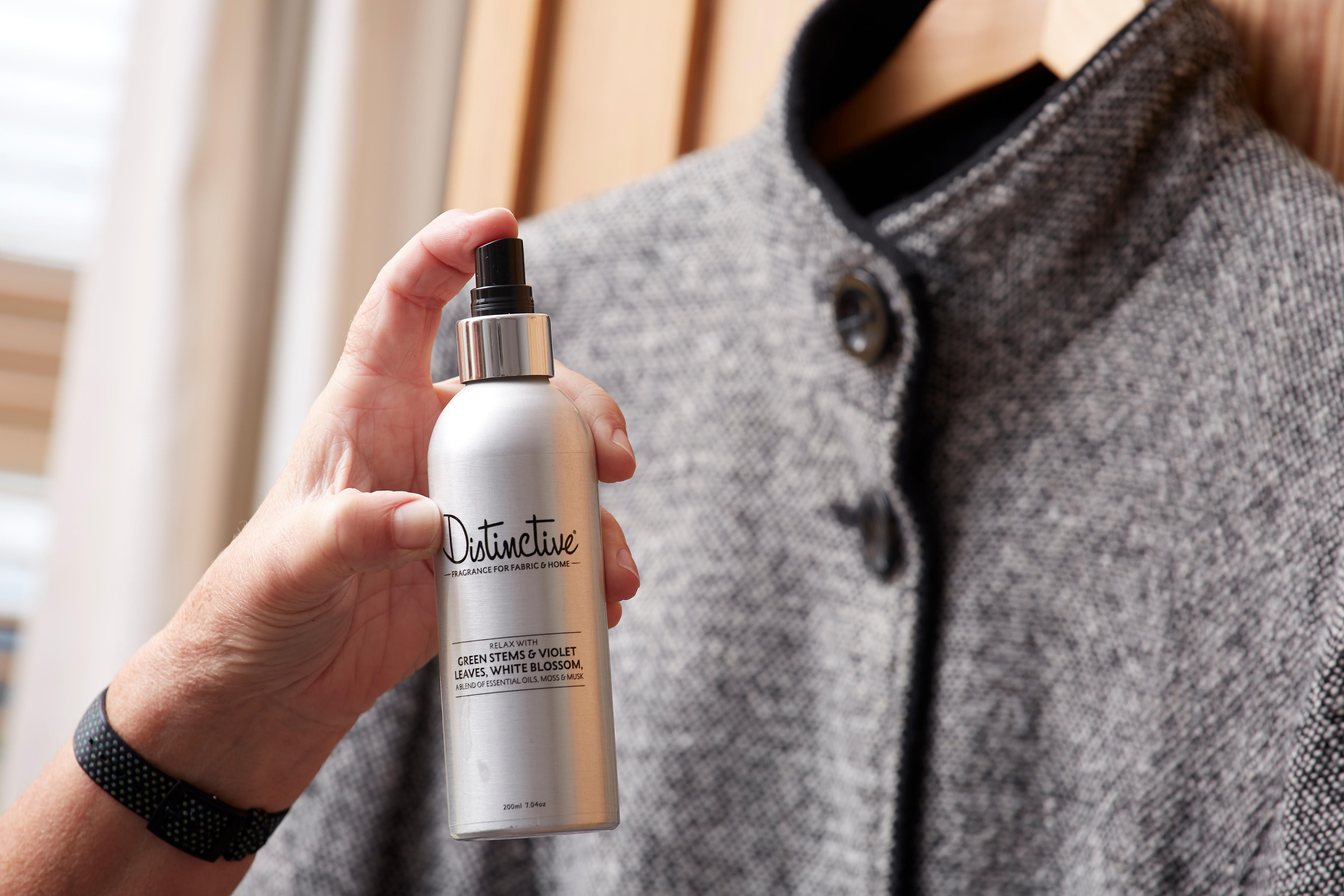 Fabric & Home Fragrance Spray - Relaxing