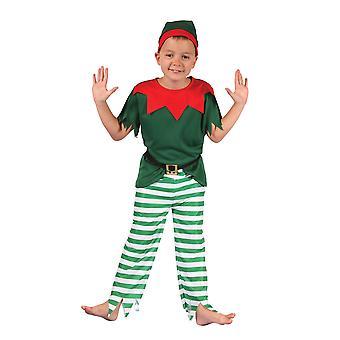 Santa Helper Boy, Orta