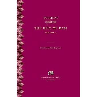 Das Epos der Ram - Band 4 von Tulsidas - 9780674975026 Buch