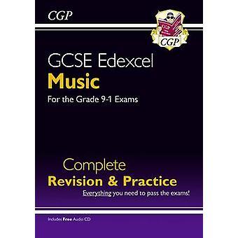 Nye GCSE musikk Edexcel fullstendig revisjon & praksis - For karakteren 9