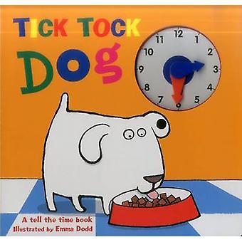 القراد توك الكلب-أقول ألف كتاب الوقت مع ساعة منقولة خاصة! قبل