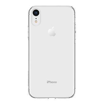 حالة واضحة لـ iPhone XR