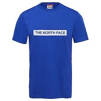 Luz de camiseta de los hombres del norte de la cara
