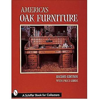 America's Oak Furniture (Schiffer Book for Collectors)