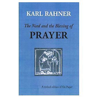 Behovet och välsignelse av bön