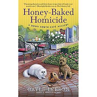 Homicidio al horno miel