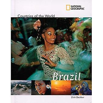 """Brasilien (länder av världen) (""""National Geographic"""" länder i världen) (""""National Geographic"""" länder..."""