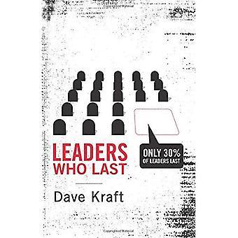 Leaders Who Last (Re: Lit Books)