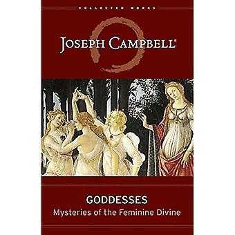 Gudinnor: Mysterier av feminina gudomliga (samlade verk av Joseph Campbell)