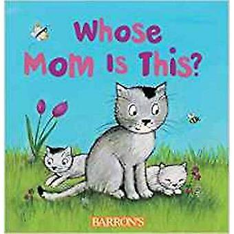 Vars mamma är detta?: Q och A lock serien [styrelse bok]