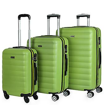 Luggage travel 3 sizes Ithaca Simoa Abs 71200