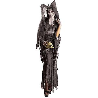 Crâne Ghost Costume adulte