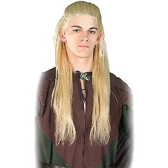 Taru sormusten herrasta Legolas peruukki