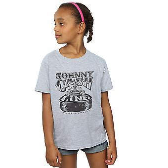 Johnny Cash dievčatá Nashville gitara T-shirt