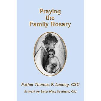 Preghiera del Rosario in famiglia