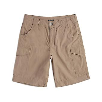 Animal Alantas Cargo Shorts in Biscuit
