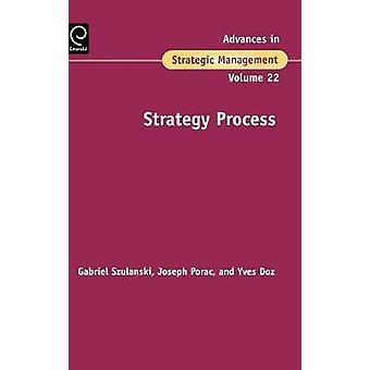 Strategy Process by Szulanski & Gabriel