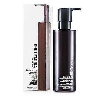 Shu Uemura Shusu Sleek Smoothing Conditioner (voor weerbarstd haar) - 250ml/8oz
