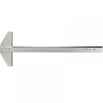 Jakar T-Square 85cm Aluminium Ruler