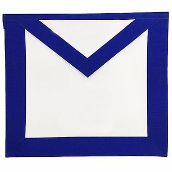 Masonic Blue Lodge Basic Apron