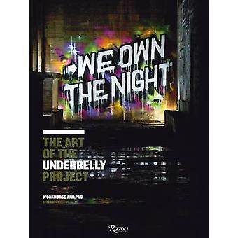 Somos dueños de la noche - el arte del proyecto bajo vientre por el caballo de batalla - 97
