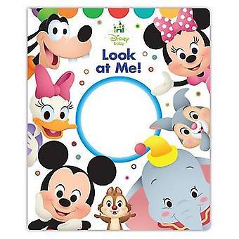 Disney Baby Look at Me! by Disney Book Group - Marcy Kelman - Disney