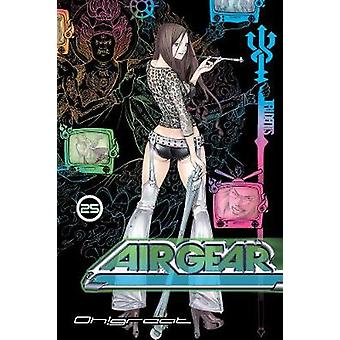 Air Gear 25 by Oh!great - 9781612620305 Book