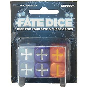 Evil Hat Productions BOARD GAME Dresden Files Winter Knight Dice