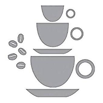 Spellbinders Cup og bønner dør (S3-346)